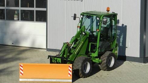 Aanbouwwerktuigen loaders
