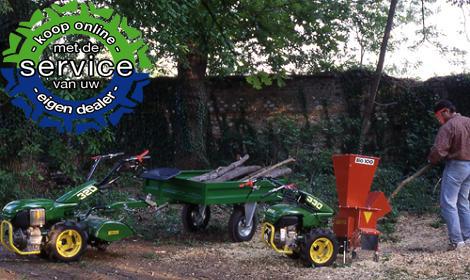 Aanbouwwerktuigen 2W tractoren